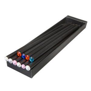 Klasické dřevěné tužky